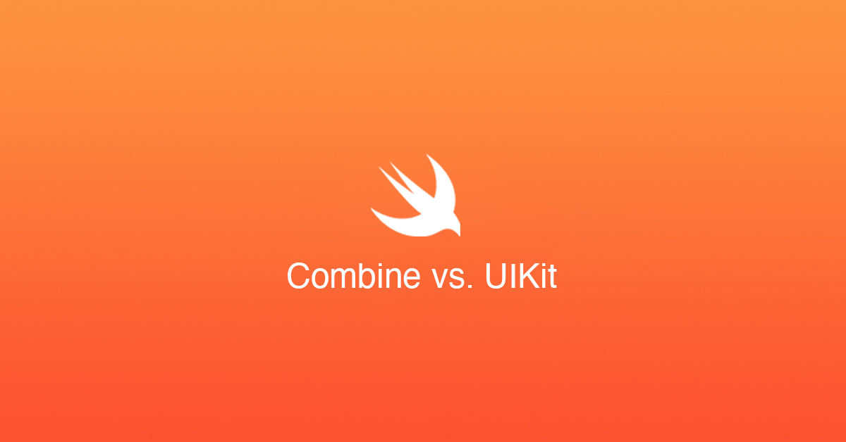 Combine vs. UIKit - Fetching Data from API