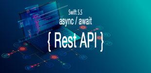 async/await to Fetch REST API - Swift 5.5