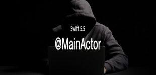 MainActor và điều gì xảy ra với UI trên Main Thread
